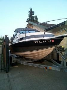 Used Freedom Boats For Sale in Washington by owner   1989 21 foot freedom runabt